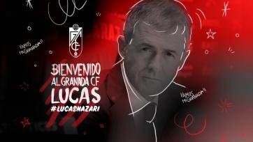 Лукас Алькарас стал новым тренером «Гранады»