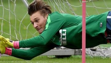 «Интер» продлил контракт с молодым голкипером