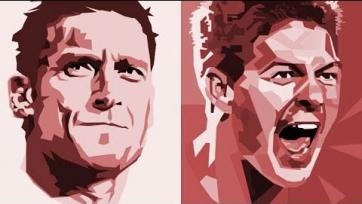 Риисе: «Тотти – бог Рима, Джеррард – Капитан Фантастика «Ливерпуля»
