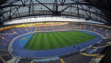 Харьков снова открыт для проведения международных матчей
