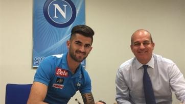«Наполи» подписал новый контракт с албанским защитником