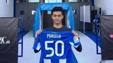 Ряды «Леганеса» усилил индийский футболист
