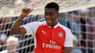 «Арсенал» увеличит зарплату Ивоби в два раза