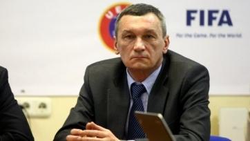Валентин Иванов покинул пост главы Департамента судейства и инспектирования