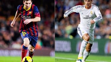 Вилья: «Роналду – великий футболист, но Месси – лучший»