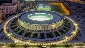 На новый стадион «Краснодара» запрещено приносить семечки, сигареты и дудки
