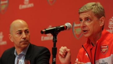 Газидис: «Арсенал» и Венгер будут решать вопрос о продлении сотрудничества вместе»