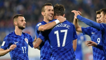 Сборная Хорватии разгромила косоваров