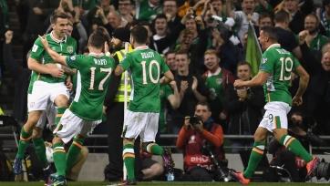 Ирландцы с минимальным счётом выиграли у грузин