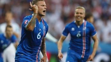 Исландцы одержали волевую победу над финнами