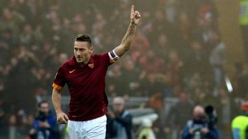 Кальехон: «Тотти – лучший футболист в истории Италии»