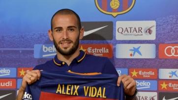 Видаль объявил одноклубникам о желании покинуть «Барселону»
