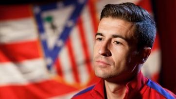 Габи: «Я счастлив продлить договор с «Атлетико»