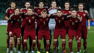 Российская «молодёжка» забила немцам три гола, но всё равно проиграла
