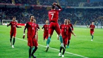 Португальцы разгромили дома Андорру, Роналду забил четыре мяча