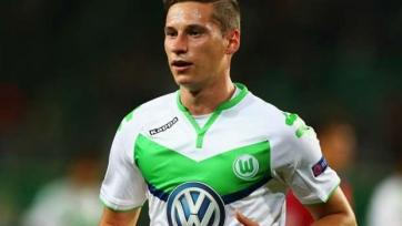 Аллегри контактировал с Дракслером, игрок покинет «Вольфсбург»