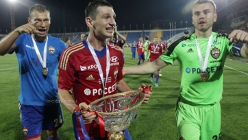 Дзагоев, Головин и Акинфеев должны восстановиться к матчу с «Уфой»