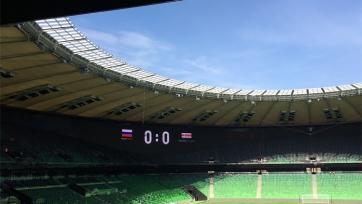 Оздоев: «Стадион «Краснодара» - это нечто»