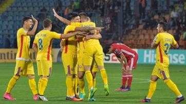 Румыны разгромили на выезде армян