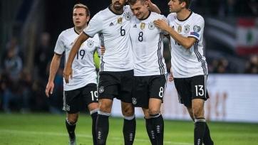 Сборная Германии поставила новый рекорд квалификации чемпионатов мира