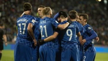 Сборная Хорватии с минимальным счётом одолела финнов