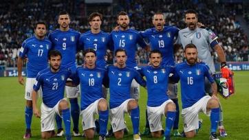 Македония - Италия, прямая онлайн-трансляция. Стартовый состав итальянской сборной