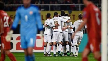 Итальянцы одержали волевую победу в Скопье