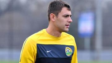 Игорь Армаш получил серьёзное повреждение в матче с Ирландией