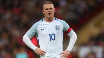 Sky Sports: Саутгейт не включит Руни в основу сборной Англии на матч со словенцами