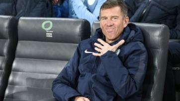 Катанец: «Руни останется в запасе на матч со Словенией? Это радует»