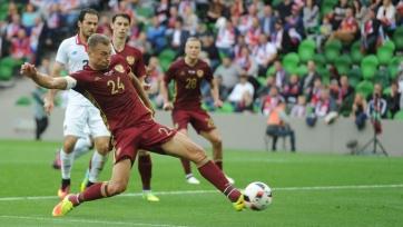 Березуцкий признал, что провалил поединок с Коста-Рикой