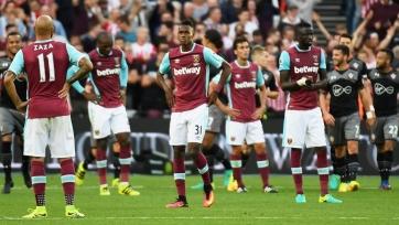 Крессуэлл: «Не могу объяснить провал «Вест Хэма» на старте сезона»