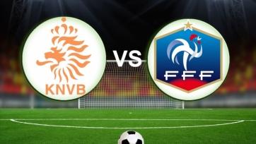 Нидерланды – Франция, прямая онлайн-трансляция. Стартовые составы команд