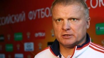 Сергей Кирьяков: «К зимней паузе мы хотим быть выше тринадцатого места в чемпионате»