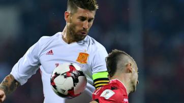 «Реал» подтвердил травму Рамоса