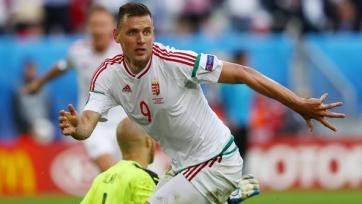 Венгрия отправила два безответных мяча в ворота латышей