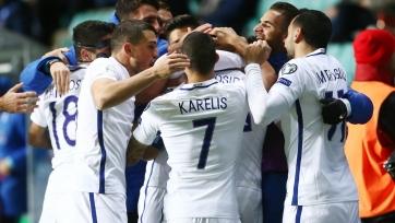 Греки добыли три очка в Эстонии