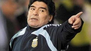 Диего Марадона: «Могу ли я заменить Милика? Может, на три минуты, не больше»