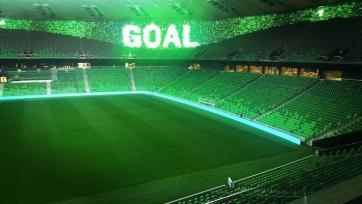 УЕФА в виде исключения разрешил «Краснодару» проводить матчи ЛЕ на новом стадионе