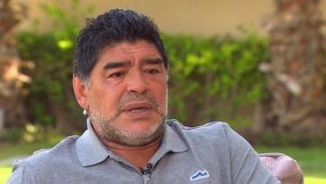 Марадона выступил с поддержкой идеи расширения ЧМ до 48 команд