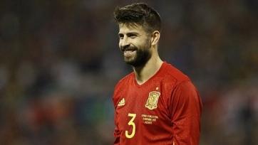 Хави считает, что Пике поступит правильно, если покинет сборную Испании