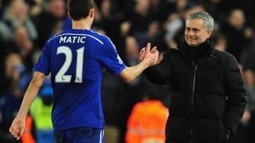 Жозе Моуринью хочет пригласить Матича в «Манчестер Юнайтед»