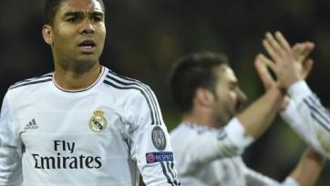 Каземиро: «Никогда не смог бы играть в рядах «Барселоны»