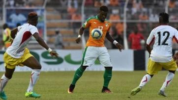 Орье спас жизнь футболисту сборной Мали