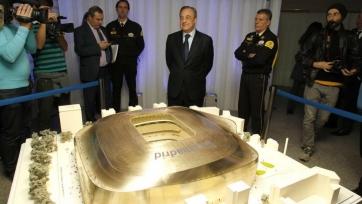 «Реал» потратит на реконструкцию «Бернабеу» 400 миллионов евро