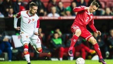 Черногория торжествует на датской земле