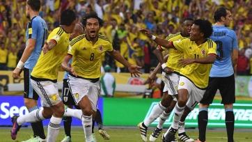 Колумбия и Уругвай сильнейшего не выявили