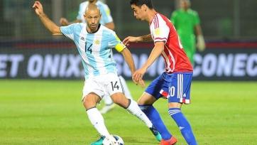Аргентина проиграла парагвайцам