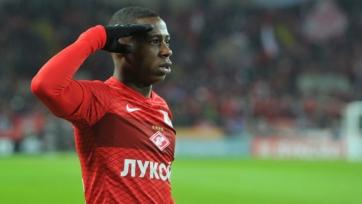 Промес заявил, что покинет «Спартак» после того, как что-то выиграет