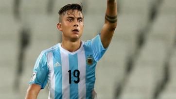 Дибала: «От Аргентины ожидают игры, как у «Барселоны»